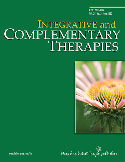 The Journal of Alternative and Complementary Medicine | Mary