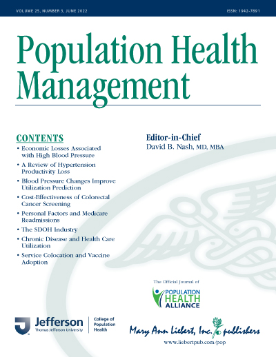 Population Health Journal