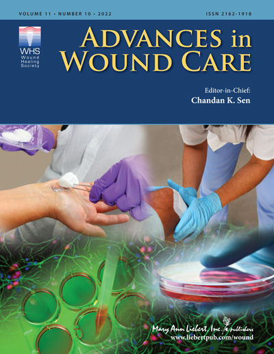 Advances in Wound Care | Mary Ann Liebert, Inc , publishers