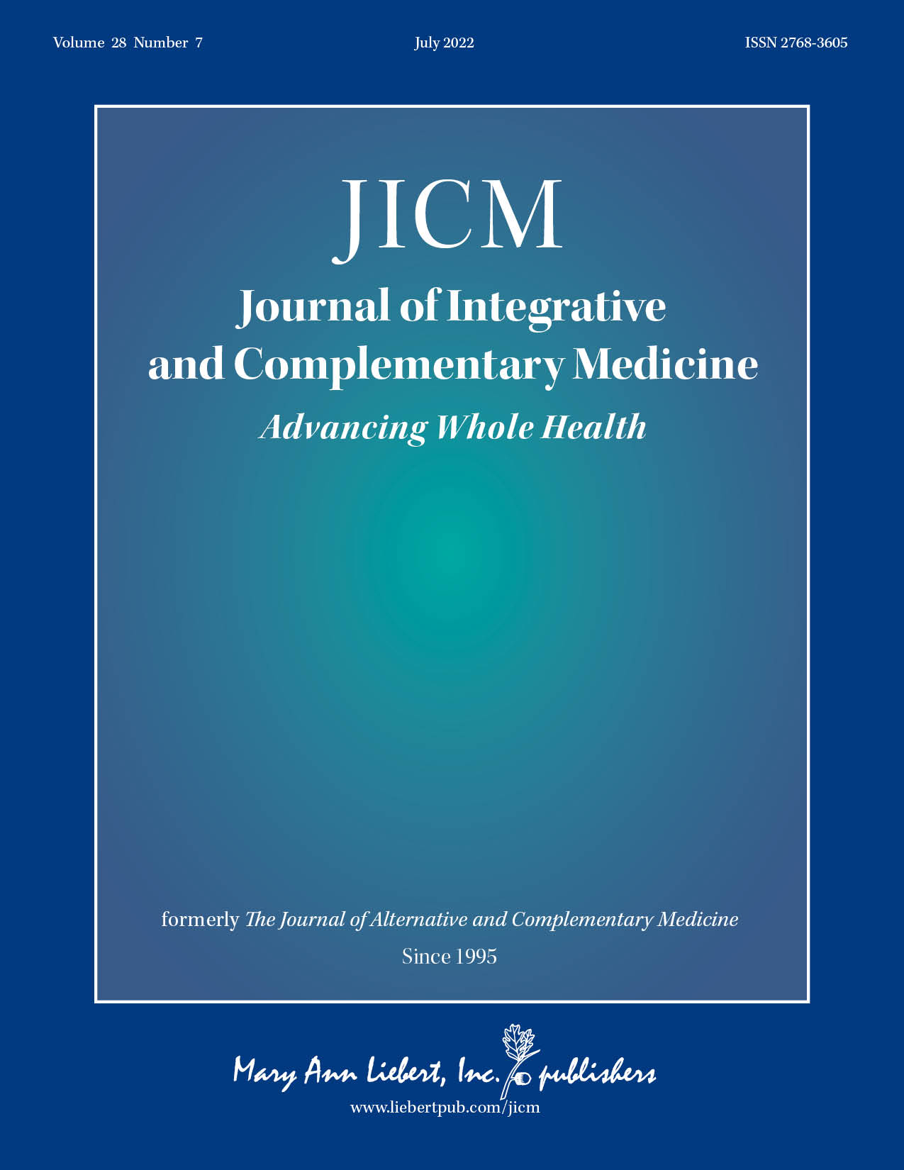 Journal of Alternative and Complementary Medicine, The