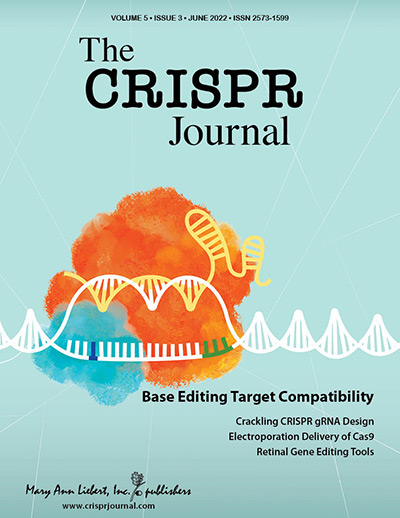 The CRISPR Journal