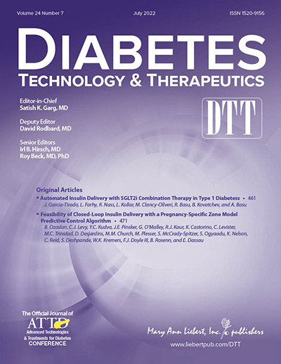 Diabetes Technology & Therapeutics