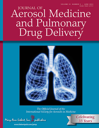 Journal of Aerosol Medicine and Pulmonary Drug Delivery