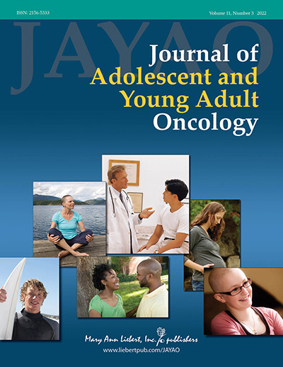 Journal of Adolescent and Young Adult Oncology | Mary Ann