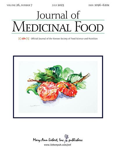 Journal of Medicinal Food | Mary Ann Liebert, Inc , publishers