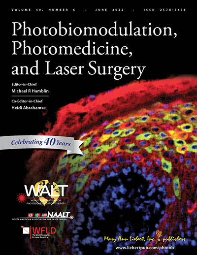 Photobiomodulation, Photomedicine, and Laser Surgery
