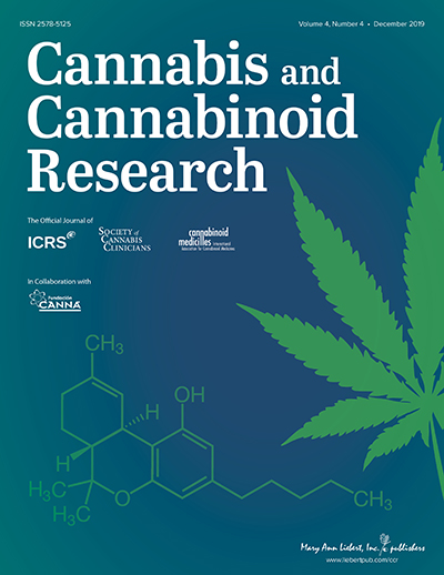 View details for Cannabis and Cannabinoid Research cover image