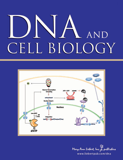 View details for DNA and Cell Biology cover image