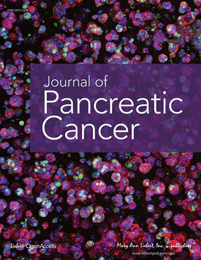 View details for Journal of Pancreatic Cancer cover image