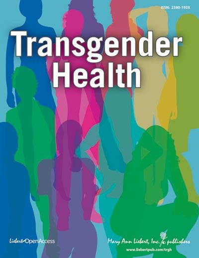 Transgender Health Journal Cover