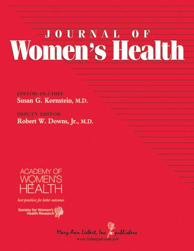View details for Journal of Women's Health cover image